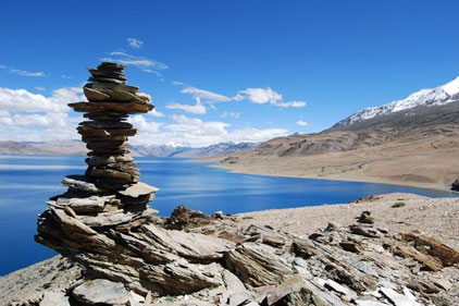Scenic View of Leh - Ladakh